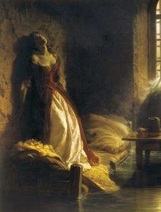 Сочинение по картине К.Д. Флавицкого «Княжна Тараканова»