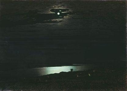 Сочинение по картине А.И. Куинджи «Лунная ночь на Днепре»