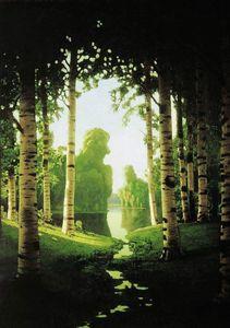 Сочинение по картине А.И. Куинджи «Березовая роща» (1901 г.)