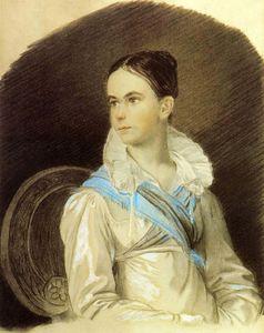 Сочинение по картине О.А. Кипренского «Портрет Н.В. Кочубей»
